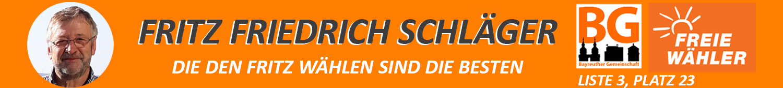 Friedrich Schlaeger Bayreuth